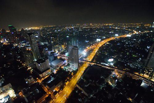 シロッコ夜景