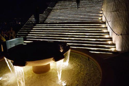 シロッコ階段の写真