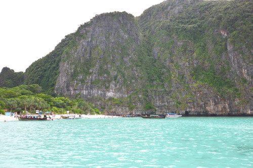 ピピ島のマヤベイ