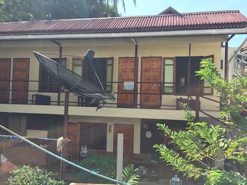 ピピ島のホテル
