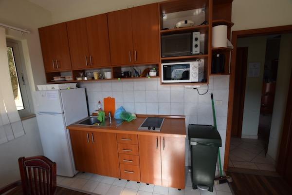 Cocoon Hostel キッチン