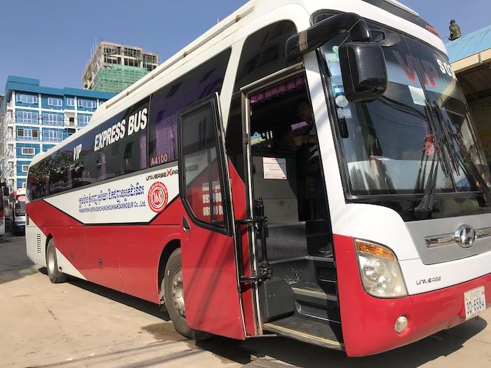 Soryaのバス