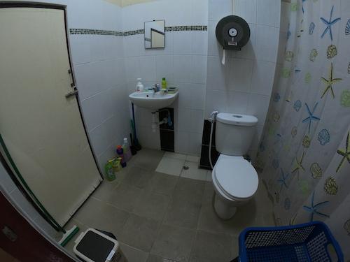 すいかハウスのトイレ