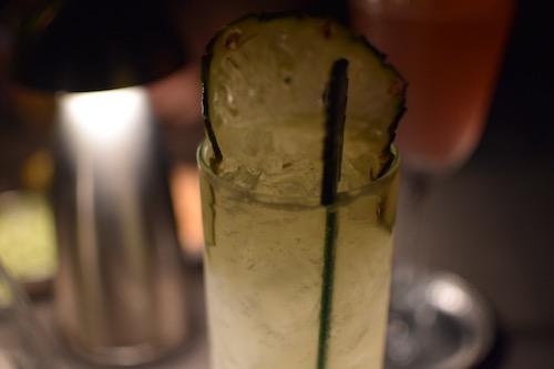 バーティゴ&ムーンバーのカクテル