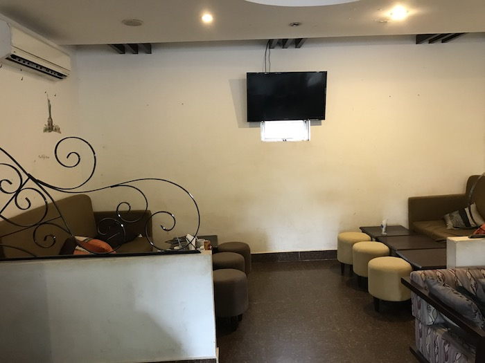 Climax Cafeの店内