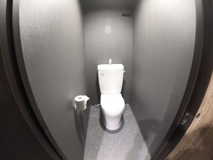 Focus Kuramaeのトイレ