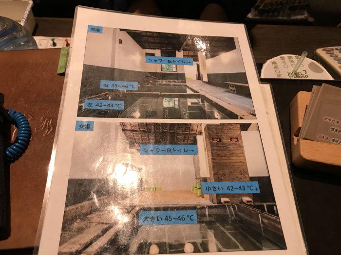 瀧乃湯のお風呂写真