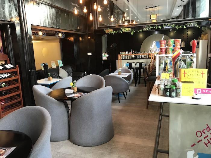 東屋ホテルのカフェ・バー
