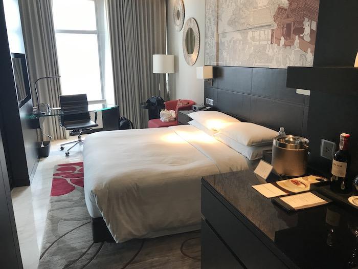 バンコク マリオットホテル スクンビットの部屋