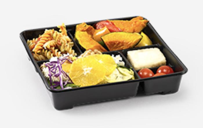 チェジュ航空の機内食