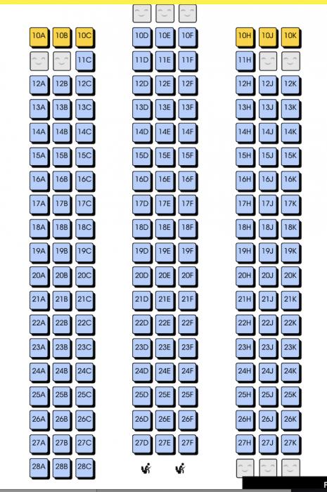 スクートの座席指定