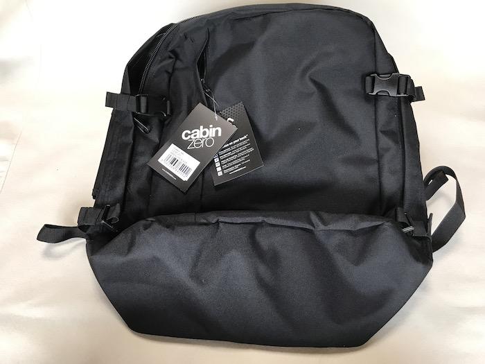 キャビンゼロ CLASSIC 44L