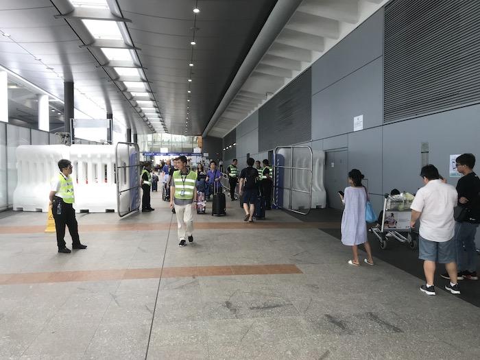 香港空港 香港エクスプレス
