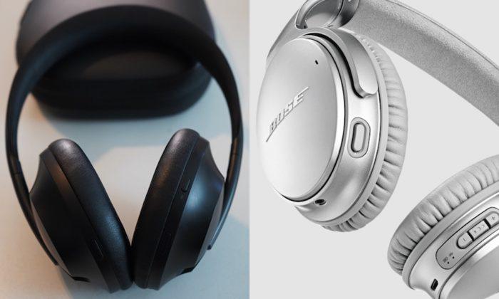 Bose ノイズキャンセリングヘッドホン 比較