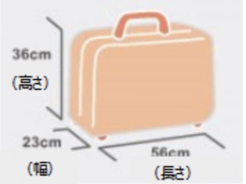 香港航空の機内持ち込み手荷物