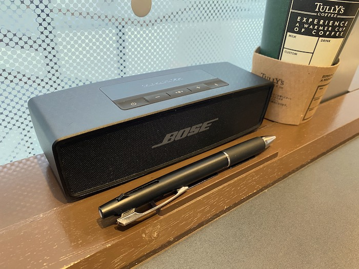 BOSE SOUNDLINK MINI II Special Editionレビュー