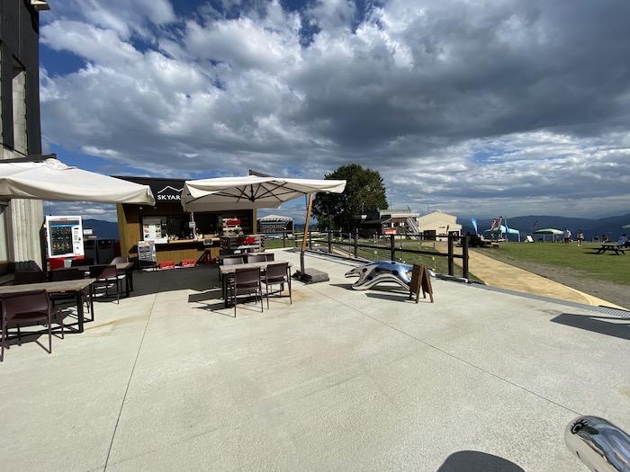 Skyark Deck Café