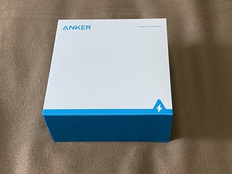 Anker PowerPort Atom III Slim (Four Ports)開封