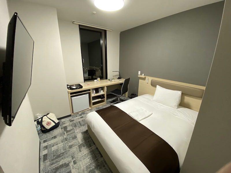 ホテル丸屋グランデの客室